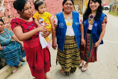 Aid Program in Guatemala