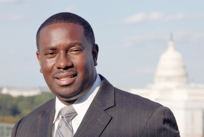 Eric Mitchell is the director of government relations. Photo by Joe Molieri / Bread for the World