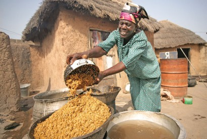 Agricultural Assistance to Help Build Women's Bargaining Power. Photo: Ghana / USAID