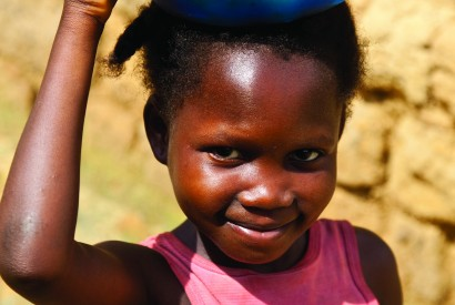 A Liberian girl. Laura Elizabeth Pohl/Bread for the World.