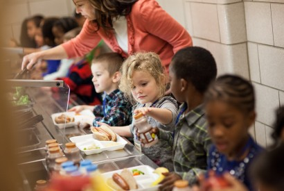 Every five years, Congress must reauthorize domestic child nutrition programs. Photo: Joe Molieri / Bread for the World