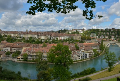 Bern, Switzerland. Wikimedia Commons.