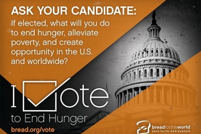 Vote to End Hunger