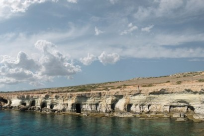Cape Greco National Park, Cyprus. Wikimedia Commons.