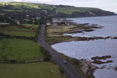 Glenarm, a village in County Antrim, Northern Ireland. Dalyce Wilson for Bread for the World.