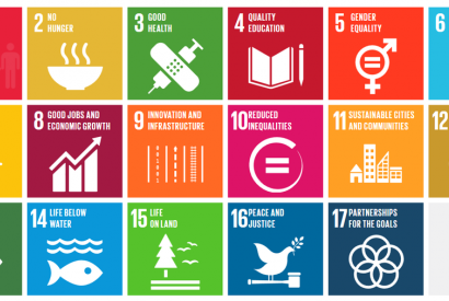 The 2030 Agenda for Sustainable Development includes a set of 17 Sustainable Development Goals (SDGs) to end hunger and poverty.