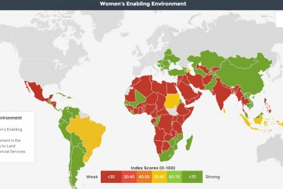 Women's enabling environment, ERH report.