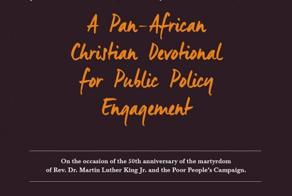 In Times Like These … A Pan-African Christian Devotional for Public Policy Engagement