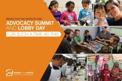 Join Bread for the World for Lobby Day 2018