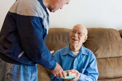 Millions of older Americans struggle to put food on the table. Photo: Lindsay Benson Garrett / Meals on Wheels