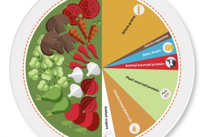 Planetary Health Plate. The EAT Lancet Commission