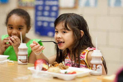 Even short-term episodes of hunger can cause lasting damage to a child's development.  Photo: Joe Molieri/Bread for the World