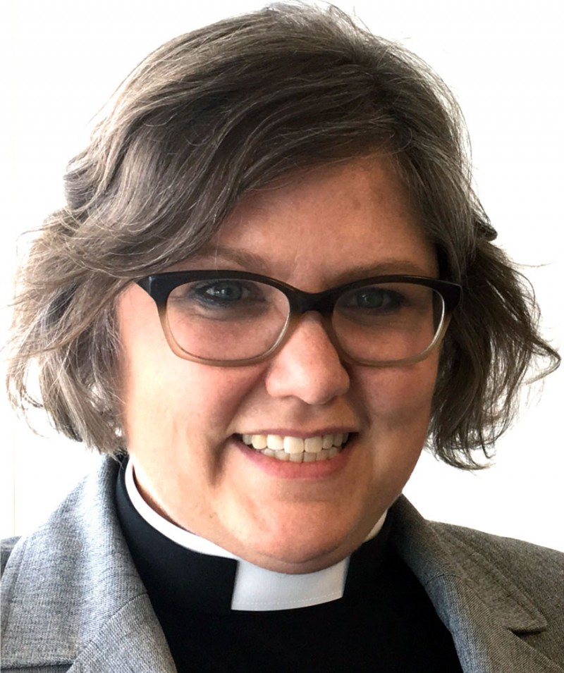 Rev. Nancy Neal is the director of Church Relations