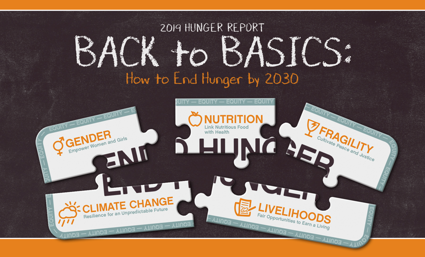 Hunger Report 2019: Back to Basics