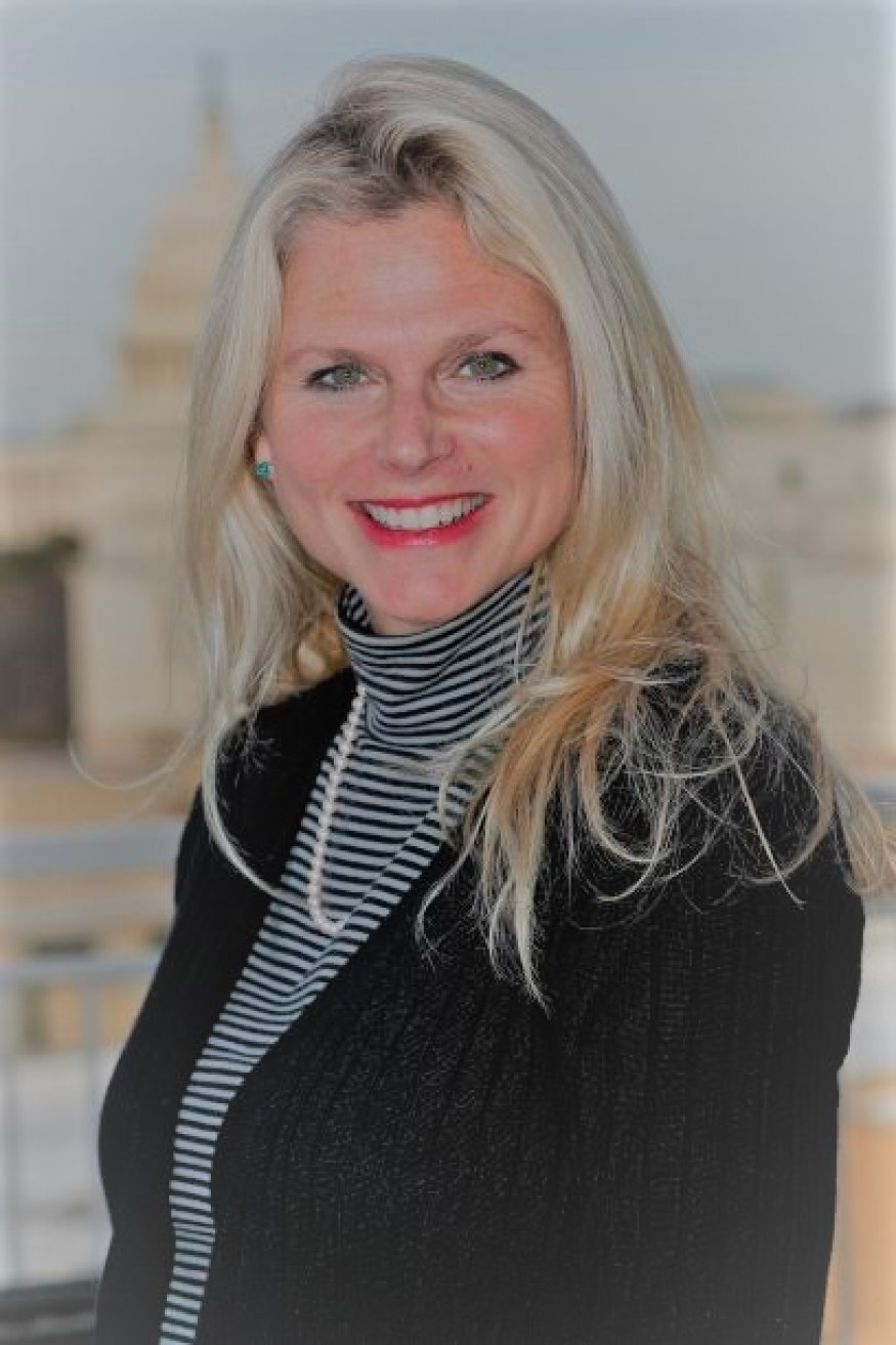 Laurie Rumpf, Donor Relations for the Northeast Region
