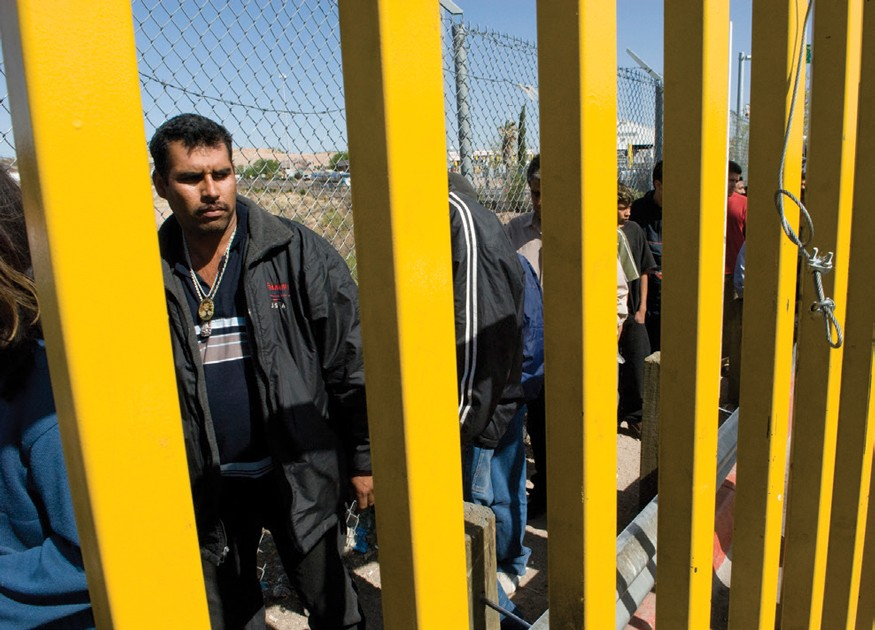We urge Congress to embrace smarter immigration and border enforcement policy. Photo: Jeffrey Austin