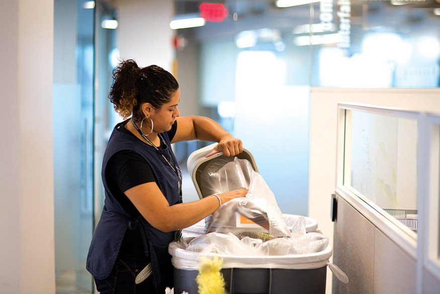 Women are overrepresented in the 10 lowest-paid jobs in the U.S. economy. Photo: Joseph Molieri / Bread for the World