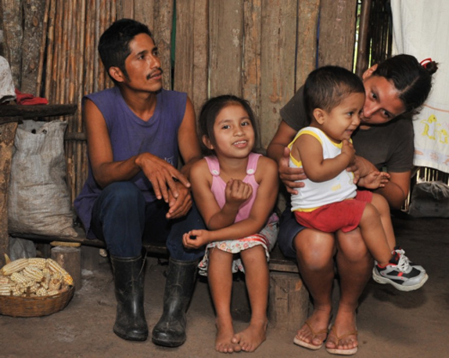 One group experiencing high levels of hunger in this region is an estimated 50 million people who live across Mexico and Central America. Photo: Bread for the World