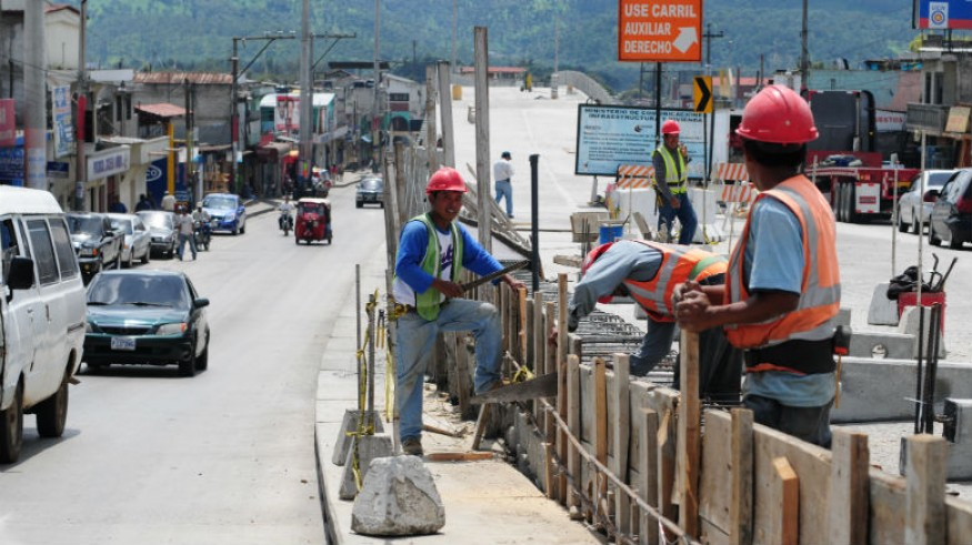 Tax collection, also known as domestic resource mobilization, helps countries gather the resources they need to provide public services, including better transportation infrastructure. Photo courtesy of Maria Fleischmann/World Bank.