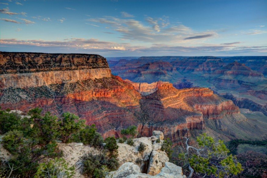 Picturesque view of the Grand Canyon. Photo: John Kees/Wikimedia Commons