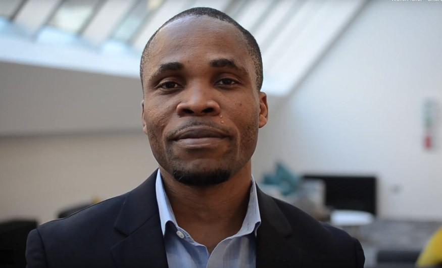 Gyude Moore is a visiting fellow at the Center for Global Development. Photo courtesy of the Center for Global Development