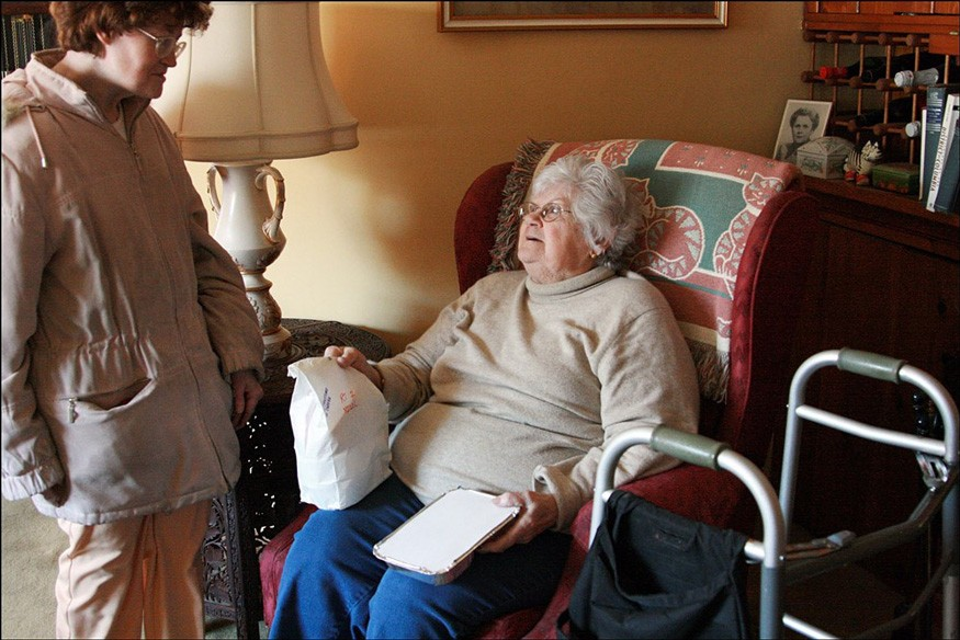 Most Vulnerable, Least Visible in Medicare Debate: Older Americans. Photo: Bread for the World