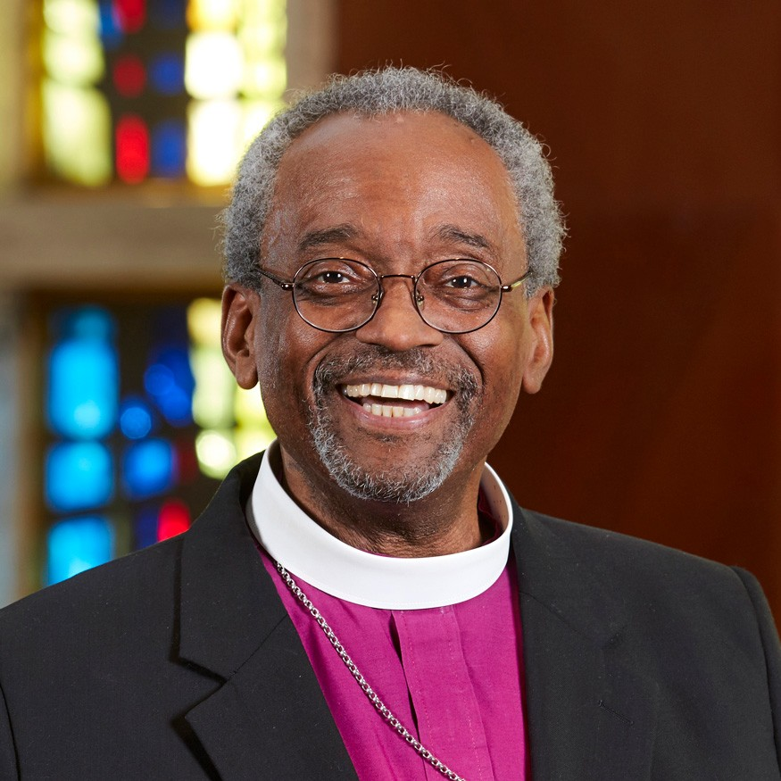 The Most Rev. Michael B. Curry is the presiding bishop of the Episcopal Church.