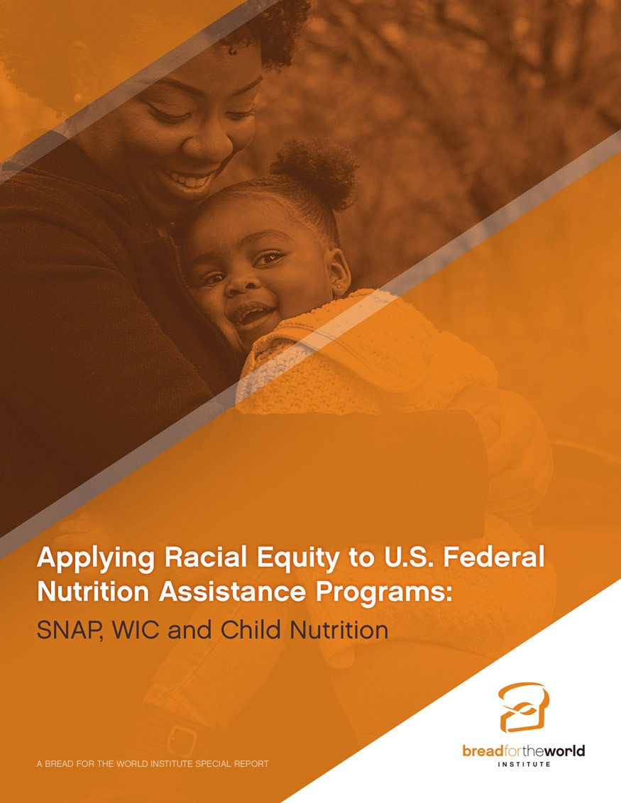 Special Report: Applying Racial Equity to U.S. Federal Nutrition Assistance Programs