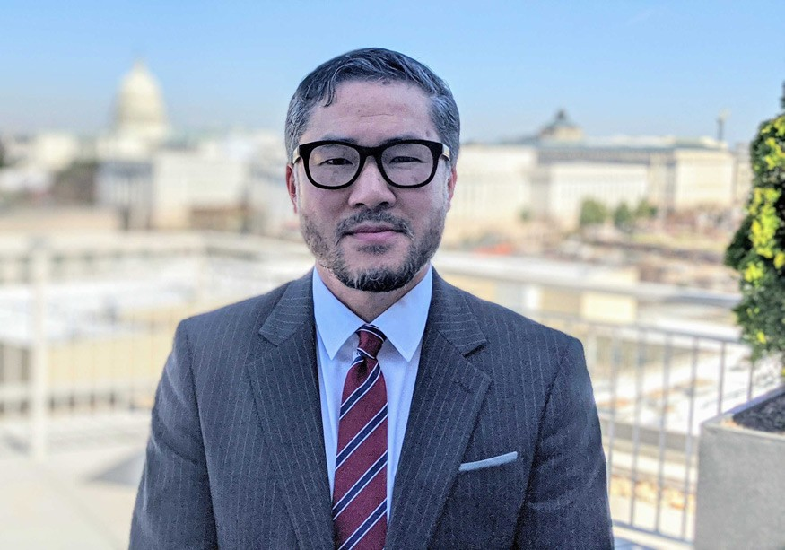 Rev. Eugene Cho is president/CEO of Bread for the World
