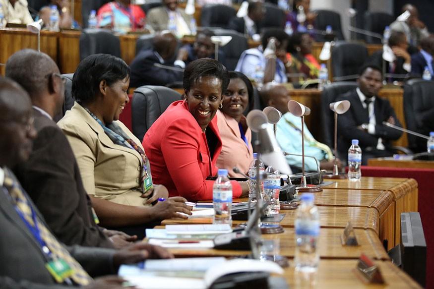 Umushyikirano 2013, Rwanda Parliament, 6-7 Dec 2013. Rwanda Government