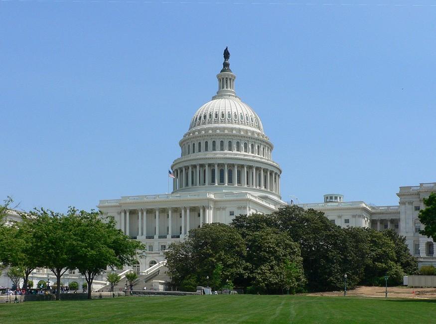 U.S. Capitol Building. Credit: Wikimedia Commons